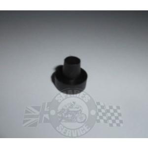 Rubber plug - lower yoke - flat top