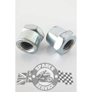 24-0195K - Nut magneto short   BSA