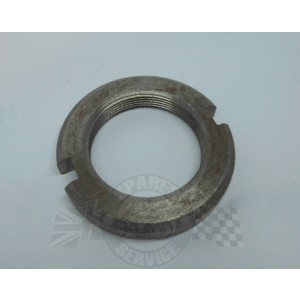 Gearbox sprocket nut