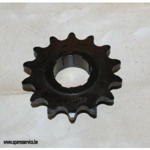 57-4306/14 - Kettingtandwiel versnellingsbak 14T - unit single | BSA