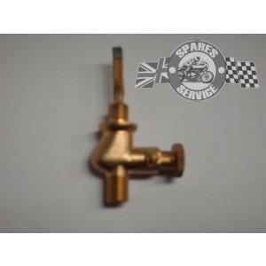 PT003 - Messing kraan 1/8 gas  pull on | Benzinekranen en toebehoren