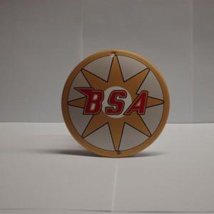 bord11 - Shield email Norton dia 130 mm | Accessoires