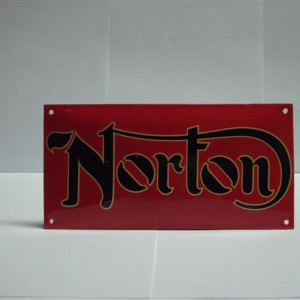bord12 - Shield email Norton 200x100 mm | Accessoires
