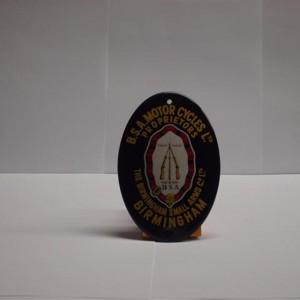 bord15 - Shield email BSA 115x75mm | Accessoires
