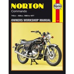 hm125 - Commando 750 & 850 | Onderdelenboeken