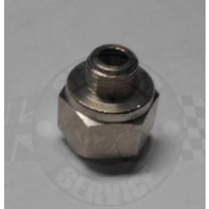 PTF020 - Reductie 1/4 - 1/8 gas   Benzinekranen en toebehoren