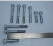 Iron head cylinder head bolt set A7/A10