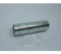 Engine mounting spacer tube