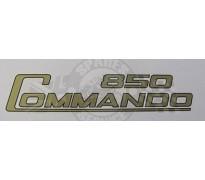 Sticker '850 Commando'