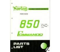 Onderdelenboek - 850