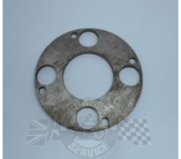 Clutch outer plate