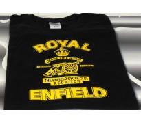 T-shirt Royal Enfield L