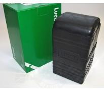 Lege batterijbox rubber B49-6 Lucas
