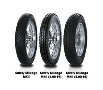 BA03 - Avon Safety Mileage 3.50x19 | Buitenbanden