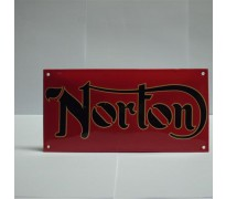 Bord email Norton 200x100 mm