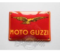 Bord email Moto Guzzi 135x100 mm